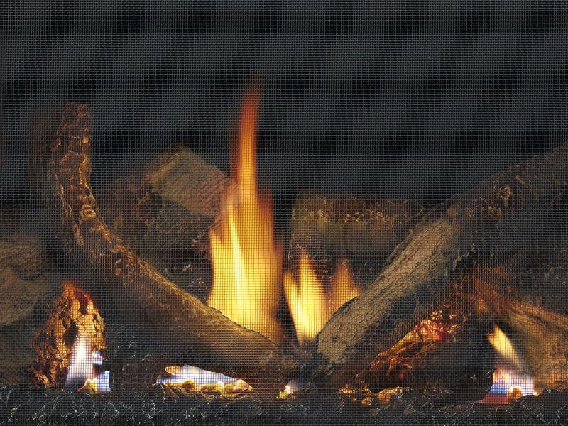 slim gas fireplace high end gas description heat glo slimline fusion gas fireplace top hat home comfort