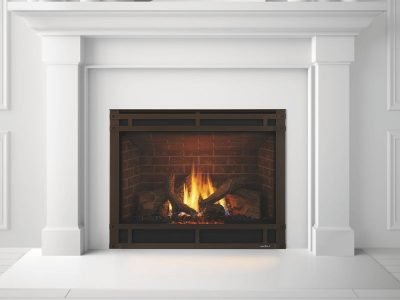 Slimeline Gas Fireplace installation - Ottawa - Carleton Place