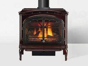 Tiara Cast Iron Natural Gas Stove | Propane Gas Stove | Ottawa | Smiths Falls | Carleton Place