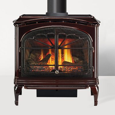 Tiara II Large Cast Iron Gas Stove | Ottawa | Smiths Falls