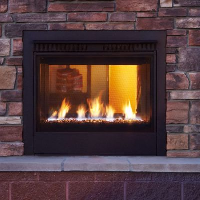 Heat & Glo | Indoor Outdoor Twilight Modern Gas Fireplace | Inside Outside Gas Fireplace Design & Installations in Ottawa | Manotick | Osgoode