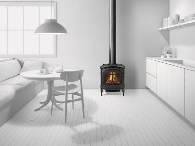 Heat & Glo   Tiara I Gas Cast Iron Stove Cost Installed?   Ottawa   Perth