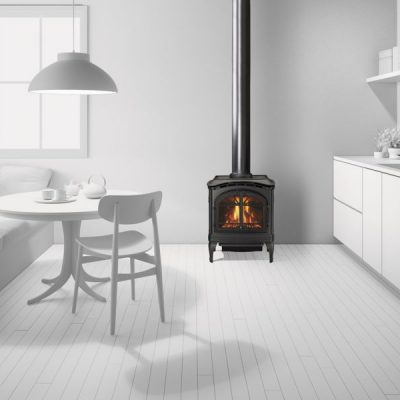 Heat & Glo | Tiara I Gas Cast Iron Stove Cost Installed? | Ottawa | Perth