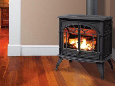 Enviro Westport Cast Iron Gas Burning Stove Prices | Ottawa | Manotick Ontario