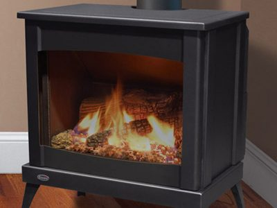 Enviro Westport Steel Natural Gas Stove | Ottawa | Manotick Ontario