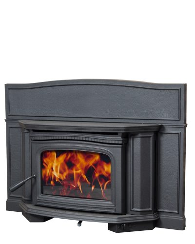 Alderlea High Efficiency Wood Burning Fireplace Insert | Ottawa
