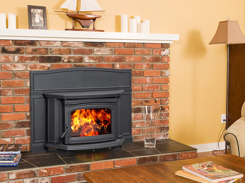 Pacific Energy Alderlea T5 Fireplace Insert Top Hat