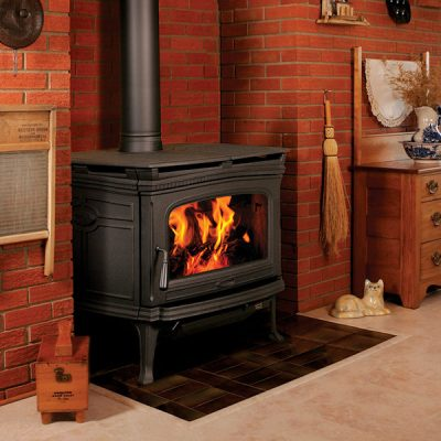 Pacific Energy Alderlea T6 EPA Wood Stove Installed | Ottawa | Manotick