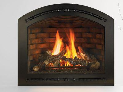 Heat & Glo   Cerona Gas Fireplace   Arched Gas Fireplace Sales Installation   Ottawa Carleton Place
