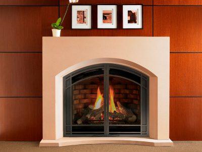 Heat & Glo | Cerona Gas Fireplace | Arched Gas Fireplace Sales | Ottawa Carleton Place