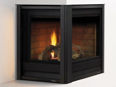 Heat & Glo | Corner Gas Fireplaces | 2-Sided Gas Fireplace Sales Service | Ottawa | Carleton Place | Perth