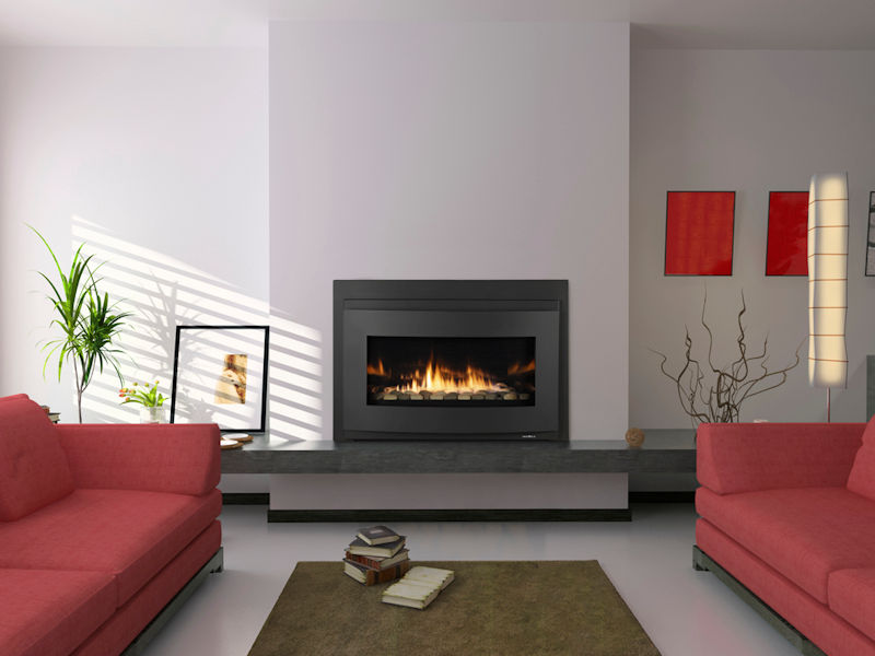 Heat Amp Glo Cosmo I35 Gas Insert Top Hat Home Comfort