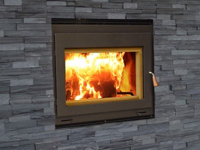 RSF Focus 250 EPA Small Wood Burning Fireplace | Ottawa | Manotick Ontario