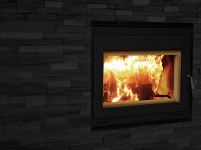RSF Focus 250 High Efficiency Small Wood Burning Fireplace | Ottawa | Manotick Ontario