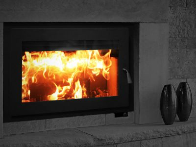 RSF Focus 320 High Efficiency Wood Burning Fireplace | Ottawa | Manotick Ontario