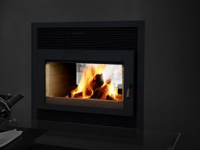RSF Focus ST 2-Sided High Efficiency Wood Burning Fireplace | Ottawa | Manotick Ontario