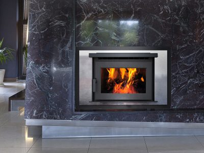Pacific Energy FP Arch EPA Wood Burning Fireplace Sales Installation Ottawa