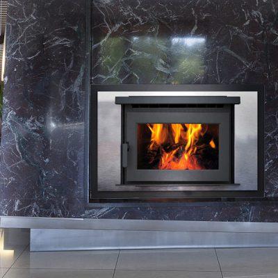 Pacific Energy FP Arch EPA Wood Burning Fireplace Sales Installation Ottawa