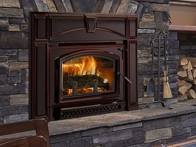 Quadra-Fire Voyageur Grand Wood Burning Insert - Ottawa -Carleton Place