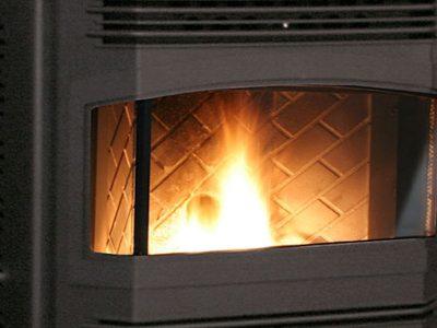 Enviro Meridian Pellet Fireplace Insert Installation Ottawa