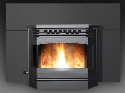 Enviro Meridian Wood Pellet Fireplace Insert Sales Ottawa Carleton