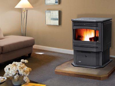Enviro Meridian Pellet Burning Stove Sales Ottawa