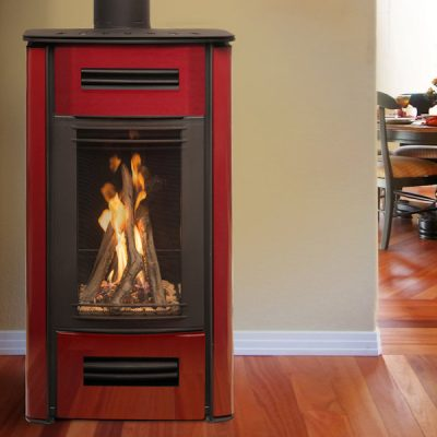 Pacific Energy Mirage 18 Modern Gas Stove | Buy Gas Stove Store in Ottawa