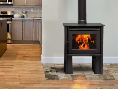 Pacific Energy NEO 1.6 EPA Wood Stove Installation | Ottawa | Manotick