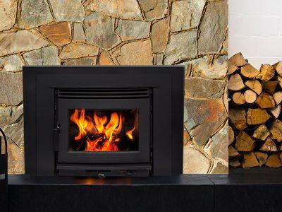 Pacific Energy NEO 2.5 Wood Burning Fireplace Insert Installed | Ottawa | Manotick