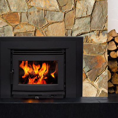 Pacific Energy NEO 2.5 Wood Burning Fireplace Insert Installed   Ottawa   Manotick
