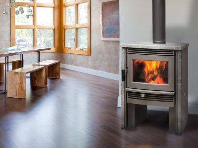 Pacific Energy NEOSTONE EPA Wood Stove Installation | Ottawa | Manotick