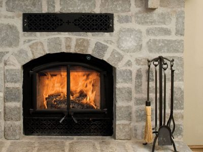 RSF Opel 3C High Efficiency Wood Fireplace | Ottawa | Manotick Ontario