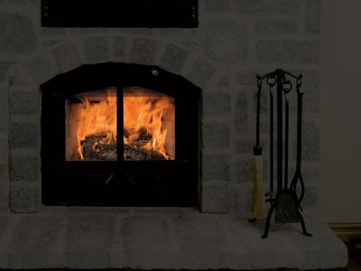 RSF Opel 2C High Efficiency Catalytic Wood Fireplace | Ottawa | Manotick Ontario