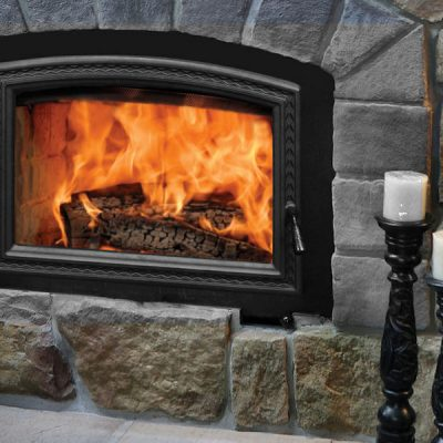 RSF Opel 3 High Efficiency Wood Burning Fireplace Installed | Ottawa | Manotick