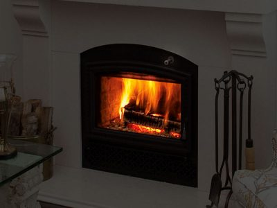 RSF Opel 3C High efficiency EPA Certified Wood Burning Fireplace Manotick