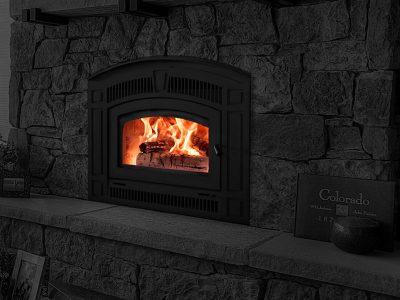 RSF PearlEPA Certified Wood Fireplace | Ottawa | Manotick Ontario