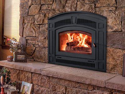 Buy Clean Burning EPA Certified Wood Fireplace Installed in Ottawa Carleton