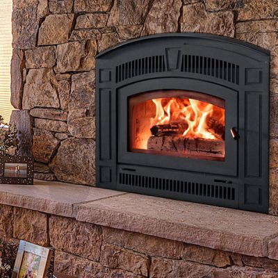 Buy Clean Burning EPA Certified Wood Fireplace Installed in Ottawa Carleton