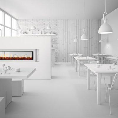 Heat & Glo Primo | 2-Sided Natural Gas Modern Fireplace Sale | Ottawa Carleton Place Ontario