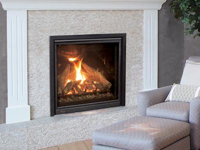 Enviro Q3 Natural Gas Fireplace Installed | Ottawa | Manotick Ontario