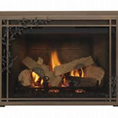 QFI30FB | Propane Gas Fireplace Insert Installed | Ottawa | Kanata
