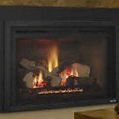 QFI35 Direct Vent Gas Insert Install | Carleton Place ON | Manotick