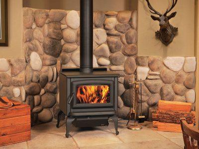 Pacific Energy Super 27 Clean Burning Wood Stoves & Chimney Installed | Ottawa | Manotick Ontario