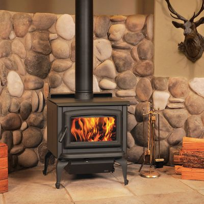 Pacific Energy Super 27 Clean Burning Wood Stoves & Chimney Installed | Ottawa | Manotick Ontario