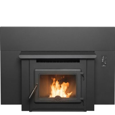 True North TN40 Pellet Fireplace Insert