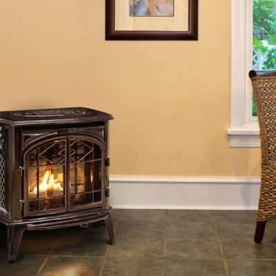 Pacific Energy Trenton Cast Iron Gas Stove | Buy Gas Stove Store in Ottawa