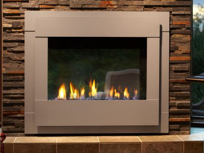 Heat & Glo | Indoor/Outdoor Twilight Modern Gas Fireplace | Inside Outside Gas Fireplace Installations in Ottawa | Manotick | Osgoode