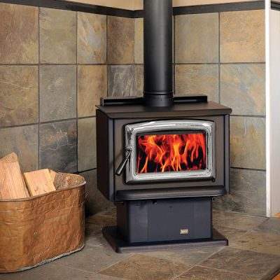Pacific Energy Vista Small Wood Stove Install | Ottawa | Manotick