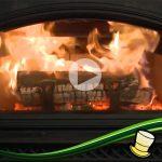 Voyageur Wood Burning Insert Video | Carleton Place