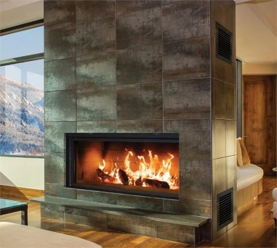 RL50 Linear Wood Fireplace | Linear Wood Burning Fireplace Store | Ottawa | Almonte | Manotick